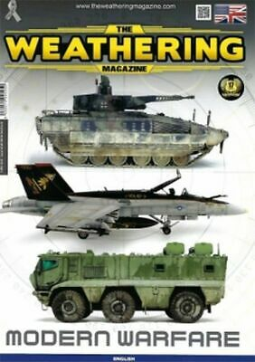The Weathering Magazine  Issue 26. Modern Warfare