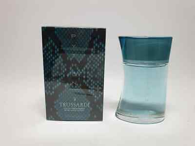 Trussardi Phyton for men After Shave Lotion 100 ml Splash (NO Spray ) New & Rare