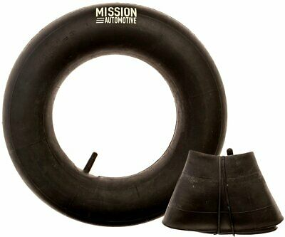 """Mission Automotive 2-Pack of 4.80/4.00-8"""" Premium Replacement Inner Tubes Mower"""