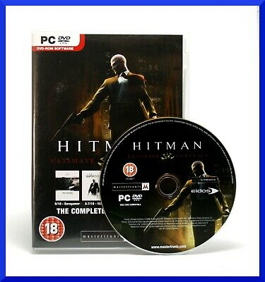 Hitman Ultimate Contract / The Complete Hitman Series / Juego Para PC / Ingles