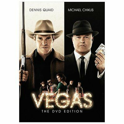 Vegas: The DVD Edition by Dennis Quaid, Michael Chiklis, Carrie-Anne Moss, Jaso