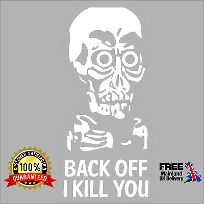 Achmed The Dead Terrorist Infidels I Keel You Metal Novelty License Plate Tag