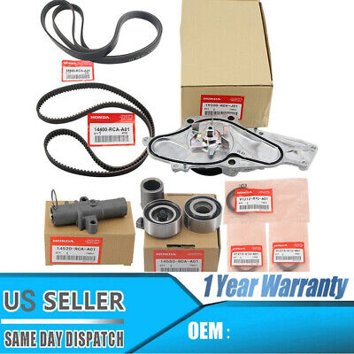 New Timing Belt & Water Pump Kit Fit for Honda Accord Odyssey Acura MDX TL V6