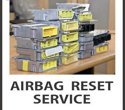 FORD / LINCOLN Srs Airbag Module Reset Service Restraint