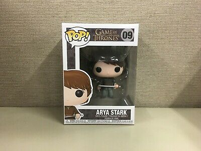 Funko Pop! Television: Game of Thrones - Arya Stark #09 New In Box
