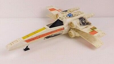Star Wars X-Wing XWING Vintage 1978 Kenner Battle Damage Working