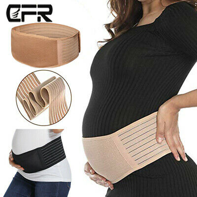 Pregnancy Belt Support Maternity Abdomen Band Back Hip & Pelvic Pain Relief JF