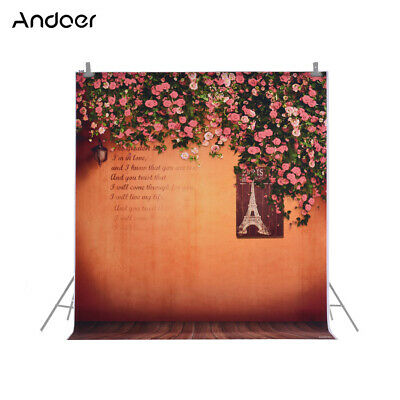 Andoer 1.5 * 2m/4.9 * 6.5ft Photography Background Backdrop Computer K7O7