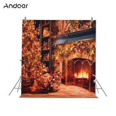 Andoer 1.5 * 2m/4.9 * 6.5ft Photography Background Backdrop Computer Y9V5
