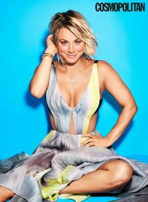 24 x 36 inch G Hollywood Celebrity Art Poster KALEY CUOCO Poster