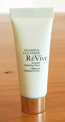 NEW ReVive Foaming Cleanser Enriched Hydrating Wash 7ml Sample Travel Size Mini