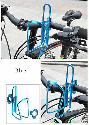 Aluminum Alloy Bike Bicycle Cycling Riding Drink Water Bottle Holder Rack Cage X