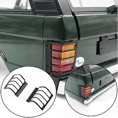 Upgrade Metal Tail Light Guard Cover Spare Parts for 1/10 CChand Range Rover RC