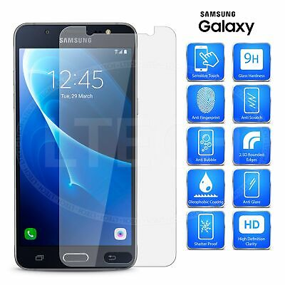 Samsung Galaxy A2 Core (2019) - Flat Tempered Glass Screen Protector (Clear)