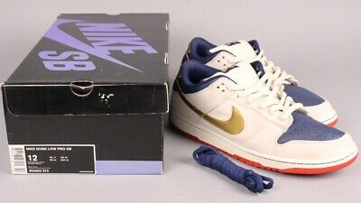 check out a7186 329e0 2007 Nike Dunk Low Old Spice SBsz12 buff metallic gold brut Supreme Lobster  Dog