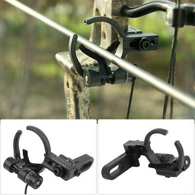 Compound Bow Accessories Left / Right Drop Away Arrow Rest Set for Archery Shot