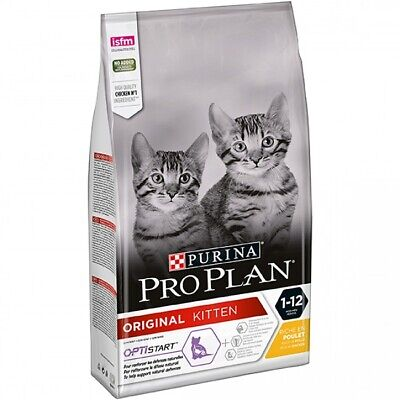Pienso PURINA PRO PLAN ORIGINAL KITTEN POLLO para Gatos Cachorro