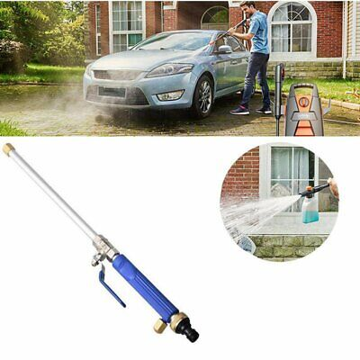 High Pressure Power Washer Water Spray Gun Nozzle Wand Attachment Garden Hose NU