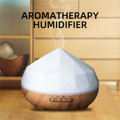 Aroma therapy Humidifier Essential Oil Diffuser 300ML Room mist