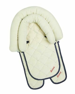 Diono 2-in-1 Head Support, for Children Up to 15 Pounds, Ivory