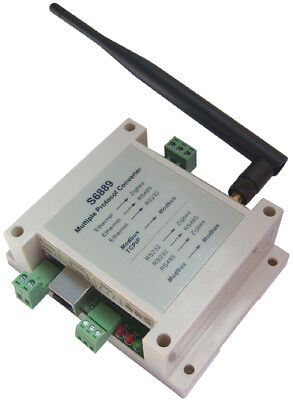 DC 5V NNZN-TCP232-600 RS485 Serial to Ethernet Device Server
