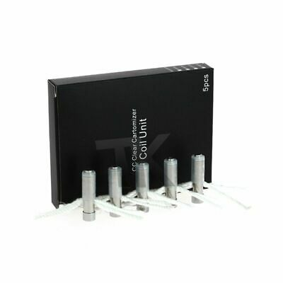 2 Packs de 5 résistances T2 Kanger - 1.8 ohm