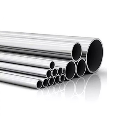 """63mm or 2 1/2"""" Aluminium Alloy Round Tube Pipe Polished 10cm to 1M 4"""" to 3 feet"""