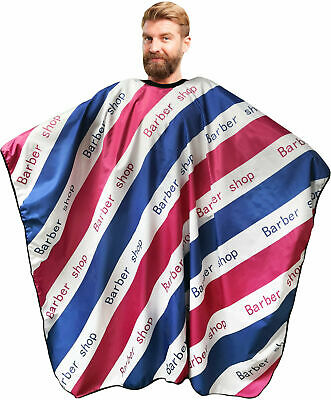 DMI Vintage Barber Pole Cape