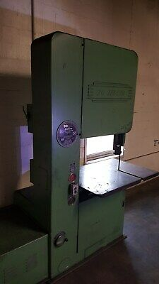 """DoALL Zephyr 36"""" Band Saw"""