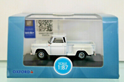 "1965 in /"" weiß /"" 1:87 NEU OXFORD 87CP65005 # Chevrolet Stepside Pick Up Bj"
