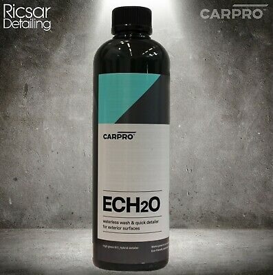 CarPro ECH2O 500ml concentrate - Waterless Wash / Quick Detailer / Clay Luber