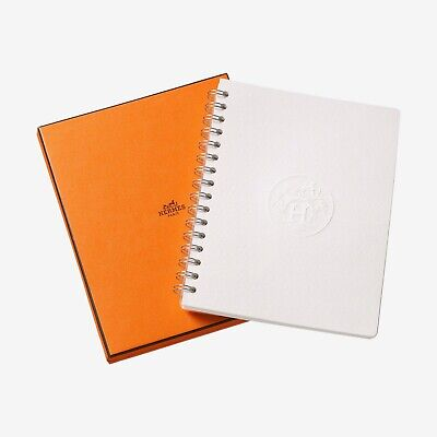 Hermes Notebook Refill  - New - 1 Small Clear Ulysse Plain