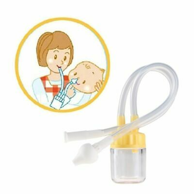 Clean Safe Hot Sale Nasal Suction  Runny Aspirator  Vacuum Baby Nose Cleaner