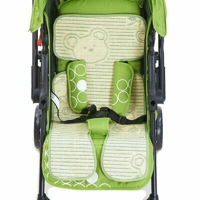 Cool Fashion Infant Product Baby Seat Pad Stroller Mat Pram -Bamboo Cushion