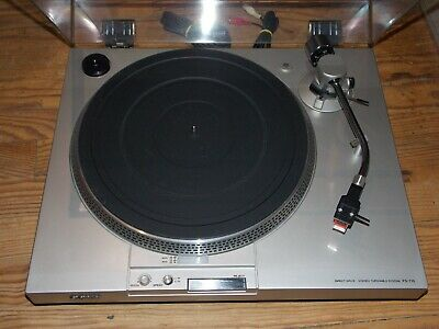 Platine vinyle (vintage1983) SONY Direct Drive PS-T15