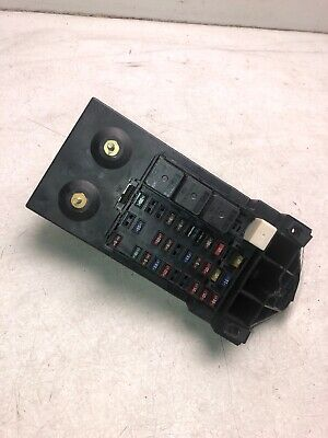 99-01 ford f250 f350 super duty fuse box relay junction block 1c3t14a067ab  r3703