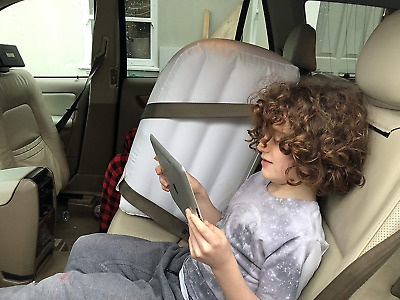 Jet Creations Inflatable Car Backseat Divider - seperates children so no more to