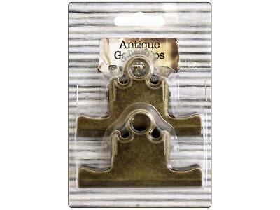 Bci Crafts Bci25162  Bull Clips 75Mm Gold 2Pc