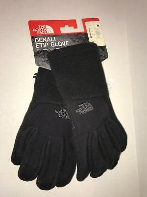 The North Face Women's Denali Etip Glove TNF Black NWT
