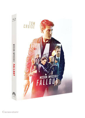 Mission: Impossible - Fallout ( 2Disc : Blu-ray + Bonus ) STEELBOOK