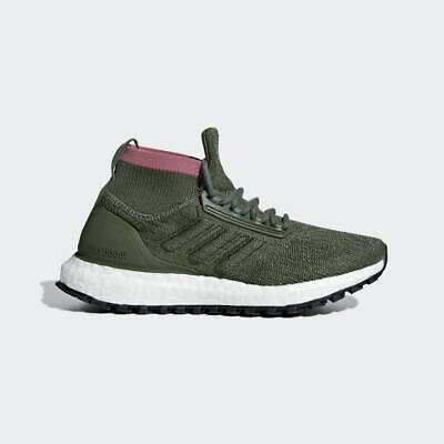 $200 Adidas Ultraboost All Terrain Boost Running Shoes Size 7Y Womens Size 8.5