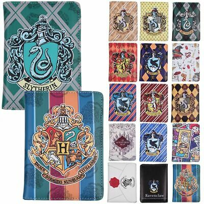 Harry Potter House Gryffindor Hogwarts Printed Passport Cover & Luggage Tag AU