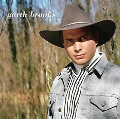 Garth Brooks (Self Titled Debut Remastered Cd - Sealed + Free Post)