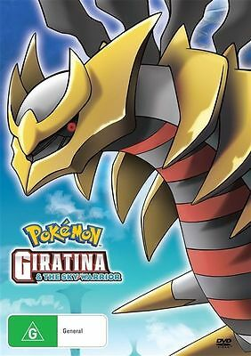 Pokemon - Giratina & The Sky Warrior : Movie 11 (DVD, 2017) FREE POST