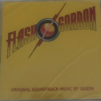 Queen - Flash Gordon [Original Soundtrack] - CD(Remastered 2011) Brand New