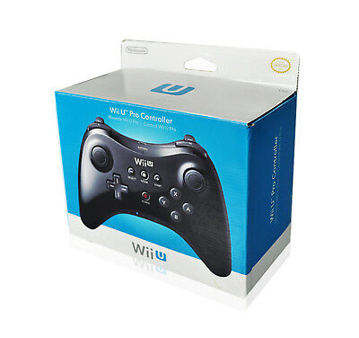 For Nintendo Wii U Bluetooth Wireless U Pro Game Controller Gamepad Joypad NEW