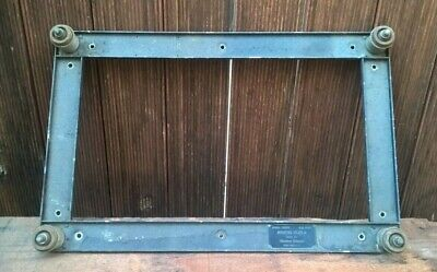 Vintage Western Electric FT-221-A Mounting Radio Rack - US Army Signal Corps