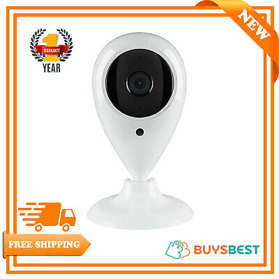 Teknique Wireless HD Ready Smart Baby Pet and Home Surveillance Camera - T67007