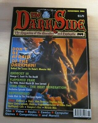 The Dark Side #2 1990 First Release