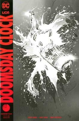 Doomsday Clock 3 Ristampa - Dc Comics -  Lion - Italiano - Nuovo